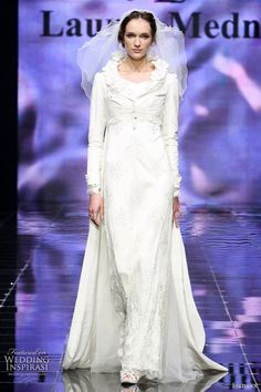 Wedding Gowns from Firdaws by Laura & Medni | Wedding Inspirasi