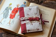 handmade book, notebook