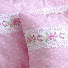 Pink Sacks, Stuffed with Lavender - # Lavender # Stuffed # Sacks . - Bedroom Bed, Linen Bedroom, Furniture Bedroom and Style Master Bedroom Double Duvet Covers, Bed Covers, Pillow Covers, Decoration Bedroom, Home Decor Bedroom, Double Bed Linen, Zara Home Collection, Small Pillows, Embroidery Fashion
