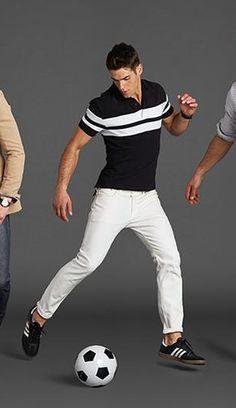 Givenchy striped polo