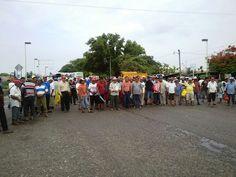 Pescadores exigen recursos a eólicas en Juchitán.
