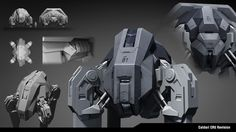 ArtStation - Clone Reserve Unit, William Chen
