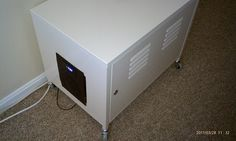 home server cabinet very COOL