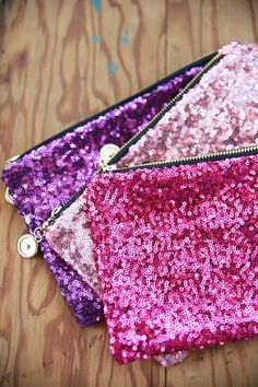 ALMOST FAMOUS SEQUIN CLUTCH - Junk GYpSy co.