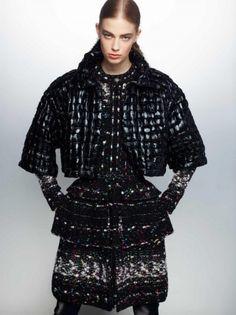 Image - Chanel @ Paris Womenswear A/W 2014 - SHOWstudio - The Home of Fashion Film