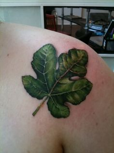 Bell Jar - Inspired Fig Leaf