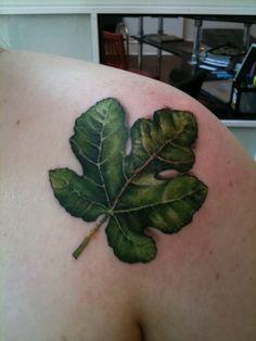 Bell Jar - Inspired Fig Leaf