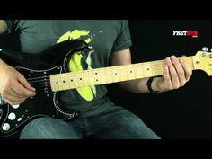Guitar Lesson: Pink Floyd - Run Like Hell - YouTube