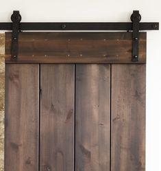6 Hand Hammered Barn Door Track Kit Rejuvenation