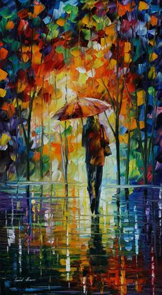 Leonid Afremov - Toward Love