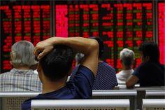 Piyasalarda Çin dalgası