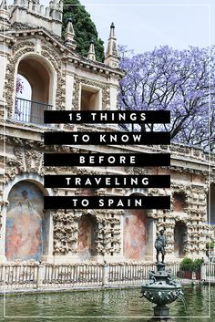15 Travel Tips Before Your Trip to Spain - Meg Biram After my trip to Spain in May there were several things I'm glad I did, and a few things I wish I would have known. So I'm going to share them all with you so when you travel to Spain, … Places To Travel, Travel Destinations, Travel Tips, Places To Go, Travel Tourism, Vacation Travel, Beach Travel, Travel Hacks, Solo Travel