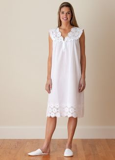 86b3b8a447 EL310 Eloise Nightgown (Ladies)