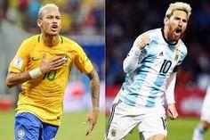 Tribuna Esportiva RS: Neymar 3 X 0 Messi- Brasil vence o Superclássico
