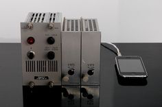 """German Vintage Audio system""  module 