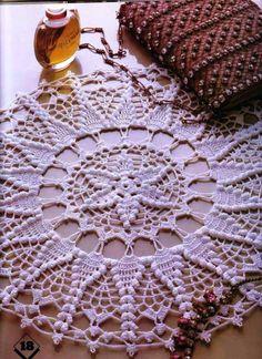 Magic Crochet Nº 14 - Rosio Llamas - Picasa Web Albums