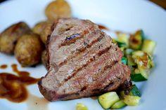 HOVĚZÍ STEAK Steak, Menu, Food, Menu Board Design, Essen, Steaks, Meals, Yemek, Eten