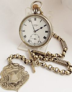 Antique Jewelry & Watches Competent Gorgeous American Watch Co 14k Rose Gold Fancy Hunter Case Pocket Watch C-1881