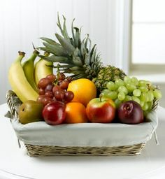 This is great to hold my fruit for my smoothies:DIY Fruit Basket