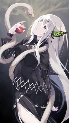 Otaku Anime, Chica Anime Manga, Manga Girl, Fan Art Anime, Anime Artwork, Anime Art Girl, Manga Kawaii, Kawaii Anime Girl, Re Zero Wallpaper