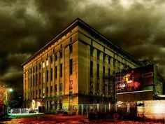 Berghain - ''Quite possibly the current world capital of Techno''
