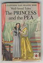 "Vintage Ladybird book ""The Princess and the Pea"", from the 'Well-Loved Tales' series Stock Photo 1970s Childhood, My Childhood Memories, Childhood Toys, Sweet Memories, Hans Christian, Easy Reading Books, Bedtime Reading, Princess And The Pea, Real Princess"