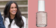 We're 99% Positive Meghan Markle Will Wear One of These Essie Nail Polishes to Her Wedding