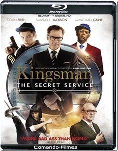 Kingsman Serviço Secreto AC-AV-CO (2015) Dual Áudio 2h 09Min-MKV Título Original: Kingsman: The Secret Service Lançamento no Brasil: 2015 Gênero: Ação, Aventura, Comédia Duração: 2h 09Min. IMDb 8.0/10 Assisti 01/2016 – MN 9/10