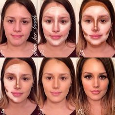 how to contour a big nose - Google'da Ara