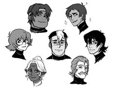 VLD - Character profiles