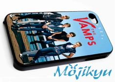 Meet The Vamps Case For Your iPhone 4/4s, iPhone 5/5s, iPhone 5c, Galaxy S3, Galaxy S4, Galaxy S5, Custom