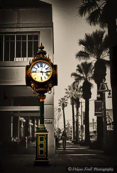 Antique Seth Thomas Street Clock