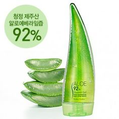 Aloe 92% Shower Gel 250ml
