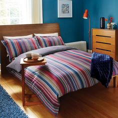 Geometric Bedding Designs from Harlequin