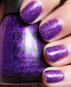 Violet Sparkles