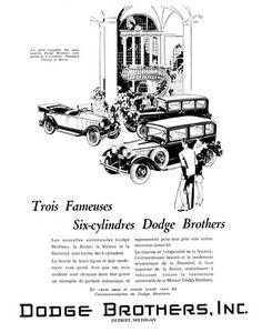 1929 Dodge Brothers www.lomanglobal.com
