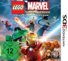 Lego Marvel: Super Heroes: Nintendo 3ds: Amazon.de: Games (Gerne eine gebrauchte Version, da der Preis Unterschied zu einer neuen Version erheblich ist)