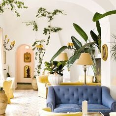 This Is How Italian Girls Decorate, According to the Country's Coolest Hotels