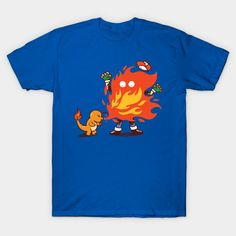 PokeFail Charmander T-Shirt - Pokemon T-Shirt is $14 today at TeePublic!