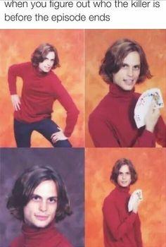 Funny Criminal Minds pictures