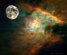 Full Moon by Diana BPhotography, via 500px
