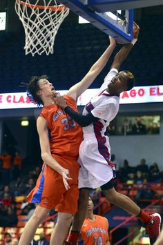 Curie's Cliff Alexander upstages Stephen Zimmerman   Photos   High ...