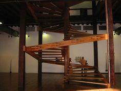 stair. lina bo bardi - Solar do Unhão - Salvador-Ba