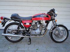 31 year old Moto Morini.