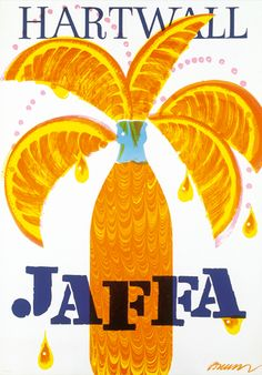 Erik Bruun | Hartwall Jaffa Palma Vintage Ads, Vintage Posters, Retro Posters, Poster Drawing, Magazine Illustration, Time Design, Old Ads, Typography Poster, Advertising Design