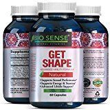 Pure & Potent Breast Enhancer Supplements  Contains Ginseng  L Arginine  Improve Shape Without Surgery  Breast Enlargement Pills  Boost Your Bust  Avoid Weight Gain Elsewhere  Biosense Reviews