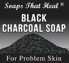 Black Charcoal Soap – Lavish & Lovely Psoriasis Cream, Blemish Remover, Charcoal Soap, Eczema Remedies, African Black Soap, Happy Skin, Skin Problems, Products, Gadget