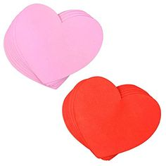 Option for Foam Hearts; week 1 Foam Crafts, Arts And Crafts Projects, Sandbox, Pillow Forms, Heart Shapes, Party Supplies, Sewing Crafts, Valentines Day, February