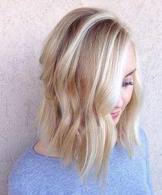 Light Blonde Highlights for Blonde Hair