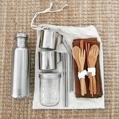 The perfect travel kit for two!